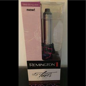 Remington big barrel curling Iron